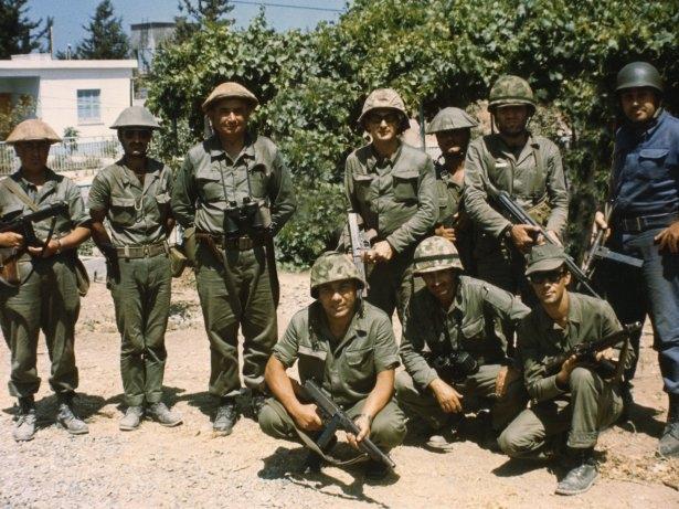 Kıbrıs Barış Harekatı 40. yılında 49