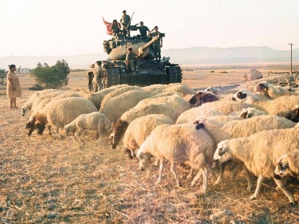 Kıbrıs Barış Harekatı 40. yılında 51