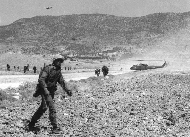 Kıbrıs Barış Harekatı 40. yılında 52