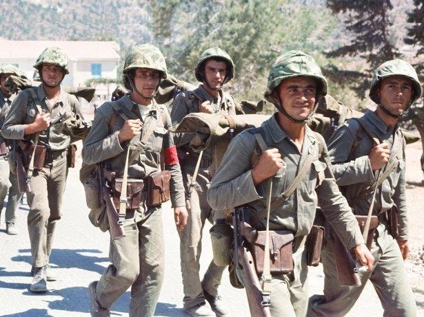 Kıbrıs Barış Harekatı 40. yılında 54