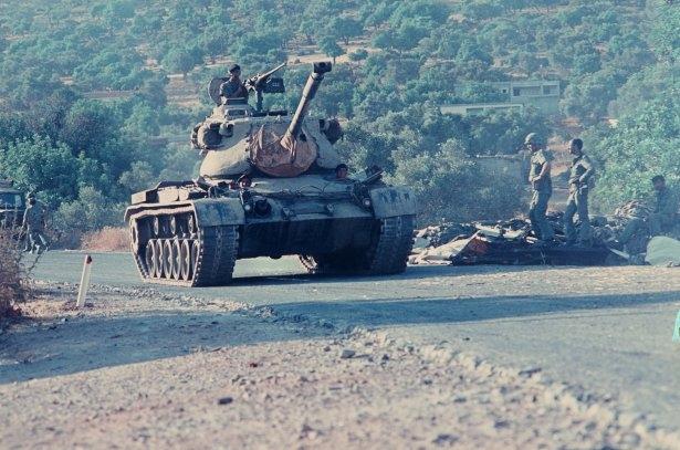 Kıbrıs Barış Harekatı 40. yılında 55