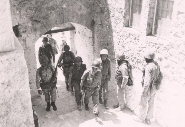 Kıbrıs Barış Harekatı 40. yılında 56