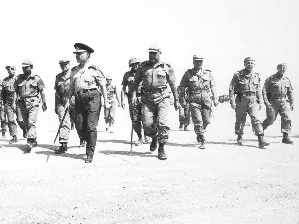 Kıbrıs Barış Harekatı 40. yılında 57