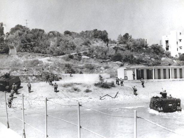 Kıbrıs Barış Harekatı 40. yılında 65