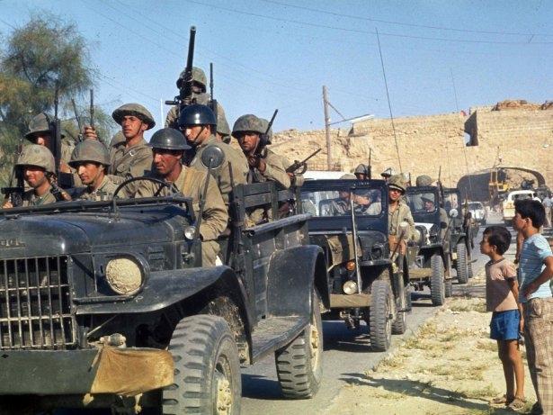 Kıbrıs Barış Harekatı 40. yılında 68