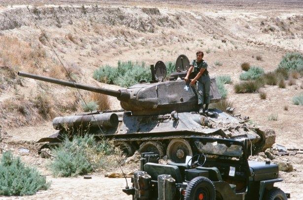 Kıbrıs Barış Harekatı 40. yılında 73