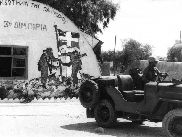 Kıbrıs Barış Harekatı 40. yılında 75