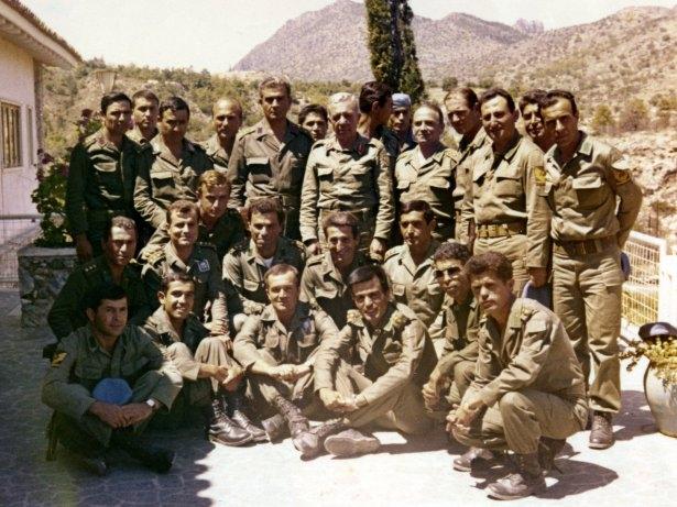 Kıbrıs Barış Harekatı 40. yılında 76