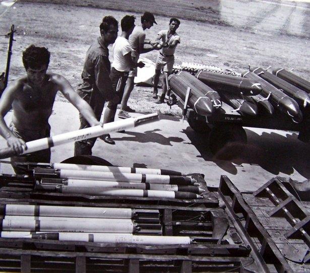 Kıbrıs Barış Harekatı 40. yılında 79