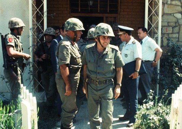 Kıbrıs Barış Harekatı 40. yılında 8