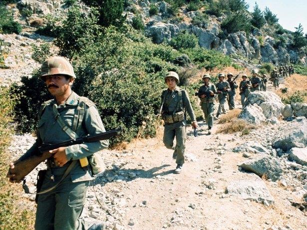 Kıbrıs Barış Harekatı 40. yılında 96