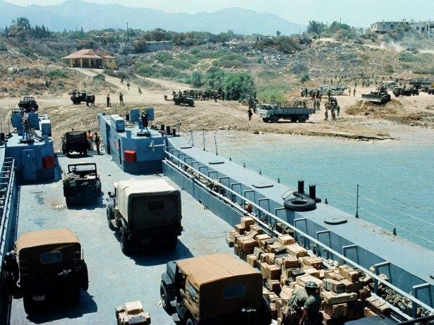 Kıbrıs Barış Harekatı 40. yılında 97