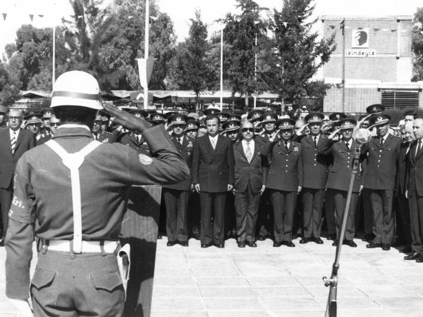 Kıbrıs Barış Harekatı 40. yılında 99
