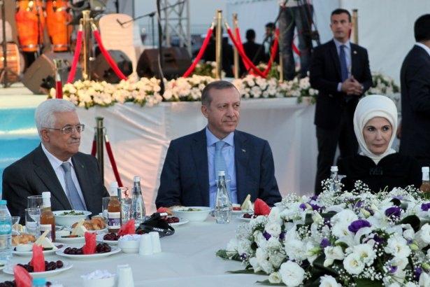 AK Parti iftarına ünlü akını 21