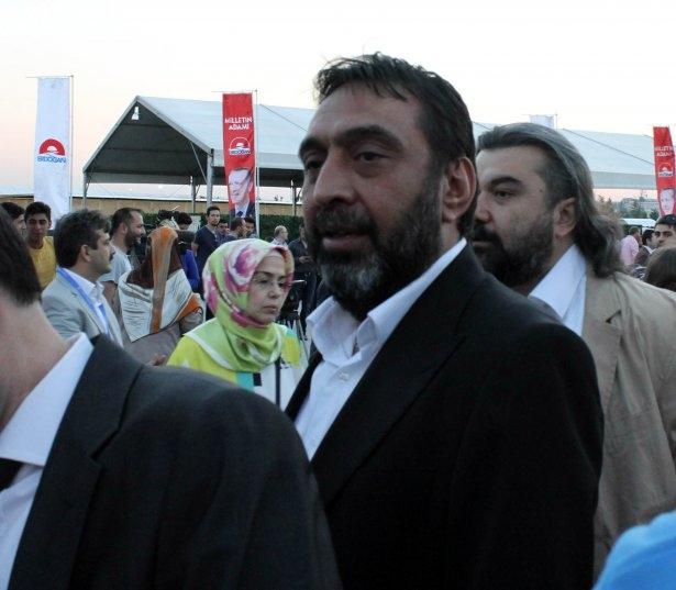 AK Parti iftarına ünlü akını 24