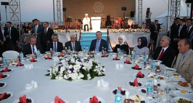 AK Parti iftarına ünlü akını 28