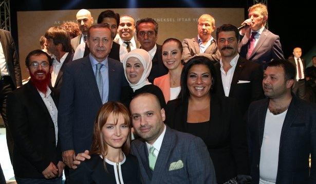 AK Parti iftarına ünlü akını 4