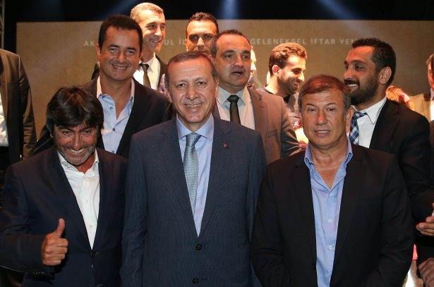 AK Parti iftarına ünlü akını 46