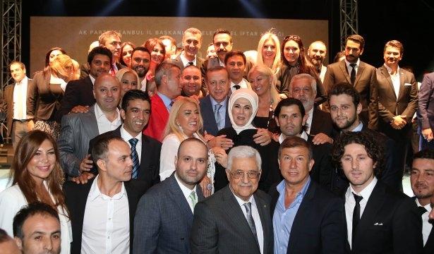 AK Parti iftarına ünlü akını 6