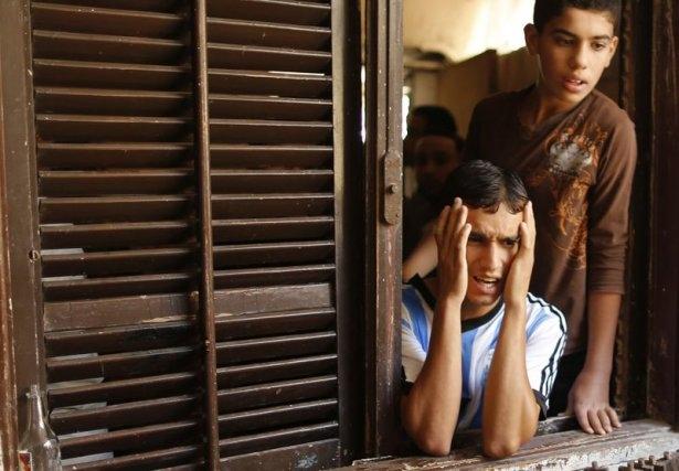 Gazzeli çocuk elinde çikolatasıyla öldü 22