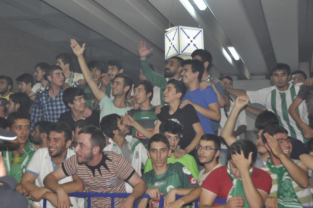 KONYASPOR'DA MARİCA COŞKUSU! 14