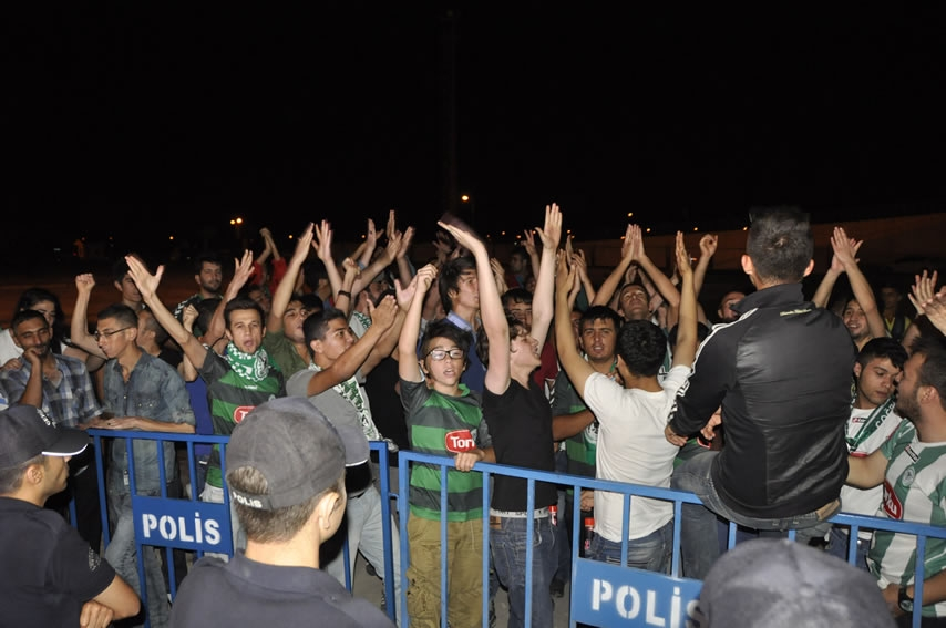 KONYASPOR'DA MARİCA COŞKUSU! 2