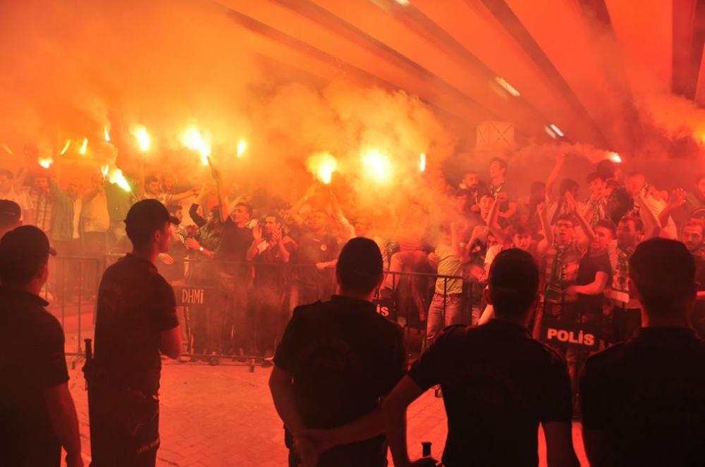 KONYASPOR'DA MARİCA COŞKUSU! 9