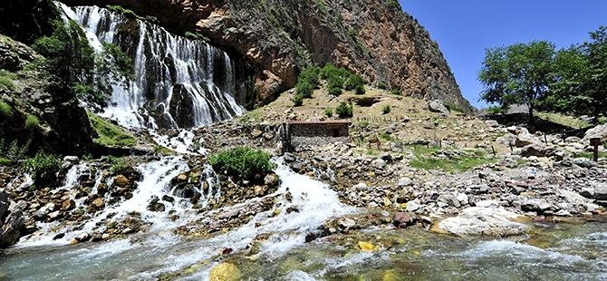 Aladağlar'ın Gizli Cenneti: Kapuzbaşı Şelaleleri 1