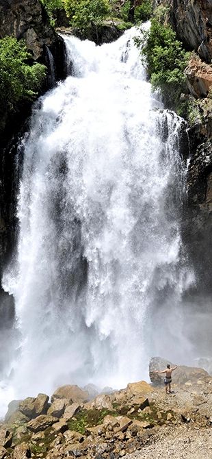 Aladağlar'ın Gizli Cenneti: Kapuzbaşı Şelaleleri 15