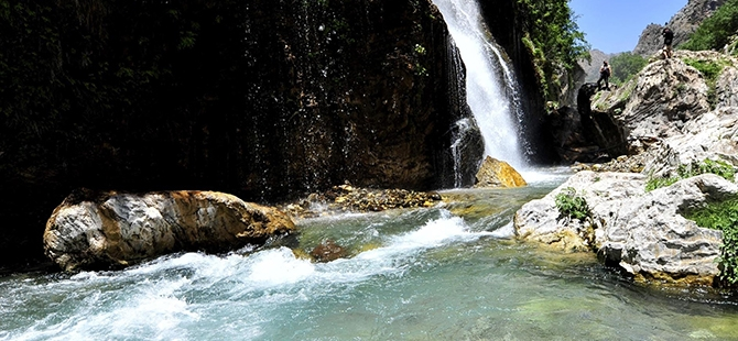 Aladağlar'ın Gizli Cenneti: Kapuzbaşı Şelaleleri 17