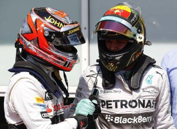 Formula 1'de feci kaza! 12