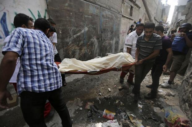 Sözün bittiği yer: Şucaiyye Katliamı 107