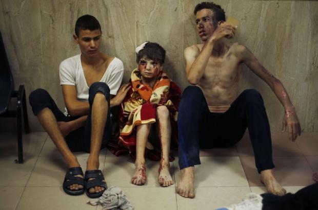 Sözün bittiği yer: Şucaiyye Katliamı 115