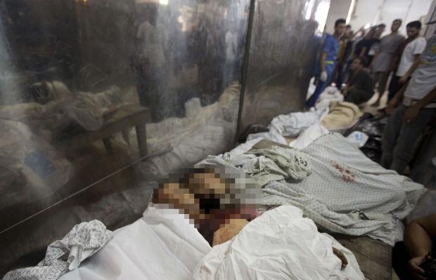 Sözün bittiği yer: Şucaiyye Katliamı 34