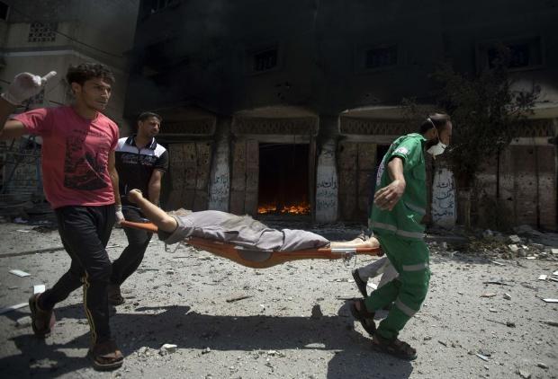 Sözün bittiği yer: Şucaiyye Katliamı 50