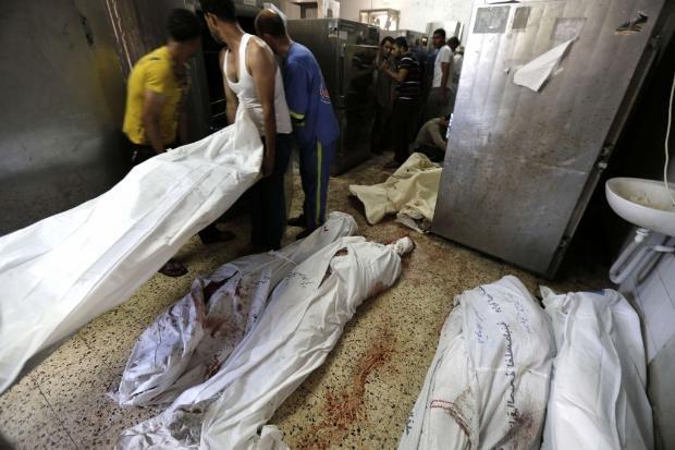 Sözün bittiği yer: Şucaiyye Katliamı 7