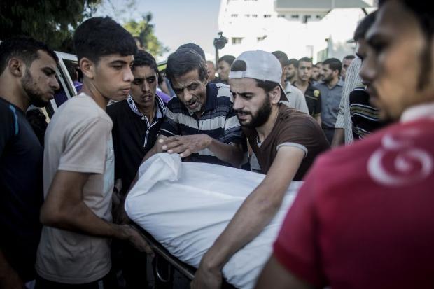 Sözün bittiği yer: Şucaiyye Katliamı 72