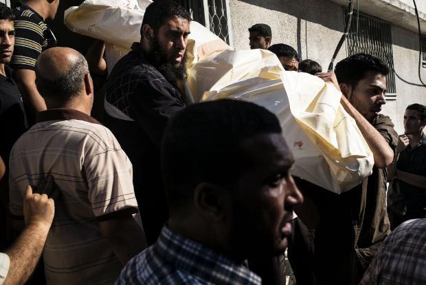 Sözün bittiği yer: Şucaiyye Katliamı 73