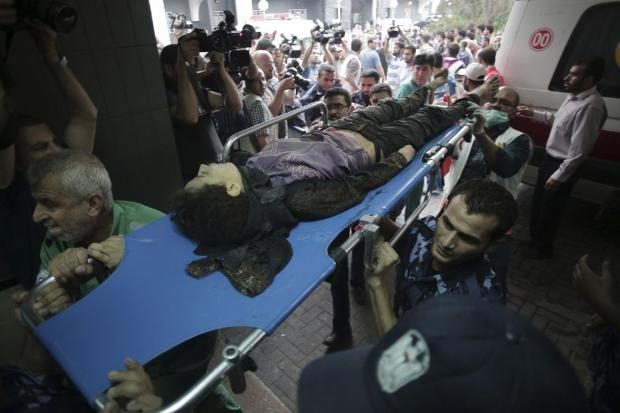 Sözün bittiği yer: Şucaiyye Katliamı 99
