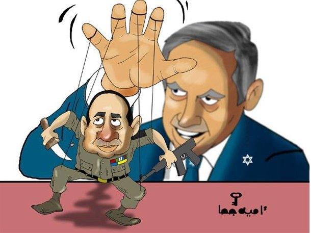Arap çizerler Arap liderleri böyle rezil etti 6