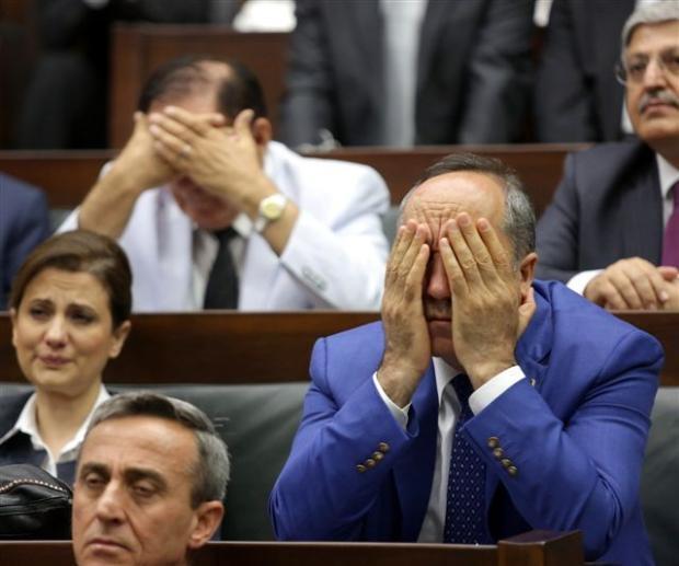 Erdoğan'ın konuşması AK Partilileri ağlattı 11
