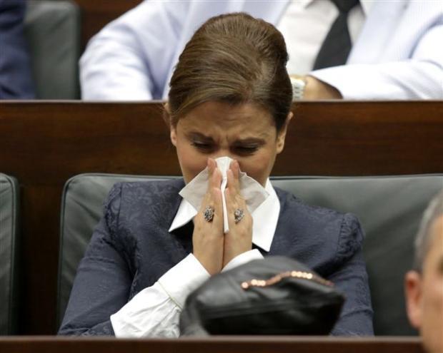 Erdoğan'ın konuşması AK Partilileri ağlattı 12