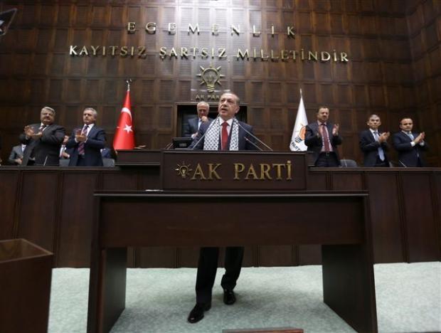 Erdoğan'ın konuşması AK Partilileri ağlattı 14