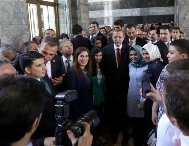 Erdoğan'ın konuşması AK Partilileri ağlattı 15