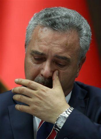 Erdoğan'ın konuşması AK Partilileri ağlattı 3