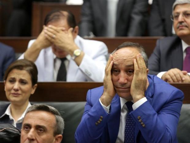 Erdoğan'ın konuşması AK Partilileri ağlattı 7