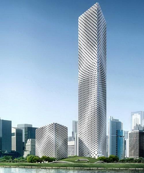 Dünyanın en ilginç mimarileri 11