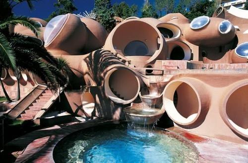 Dünyanın en ilginç mimarileri 13