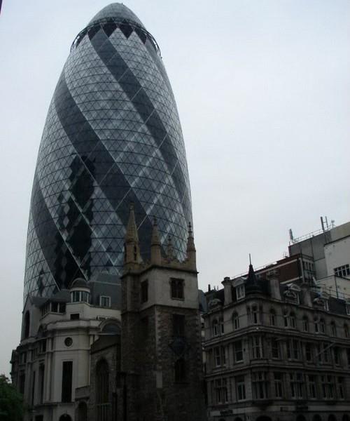Dünyanın en ilginç mimarileri 14