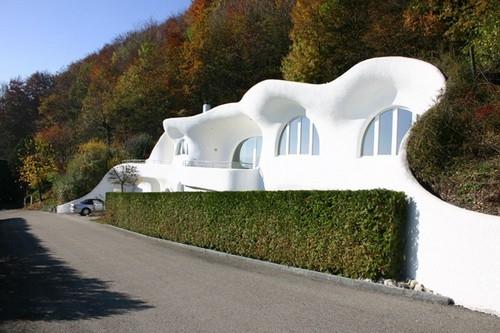 Dünyanın en ilginç mimarileri 17